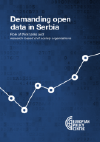Demanding Open Data in Serbia: Role of Think Tanks and Research Based Civil Society Organisations