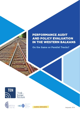 performance audit and policy evaluation